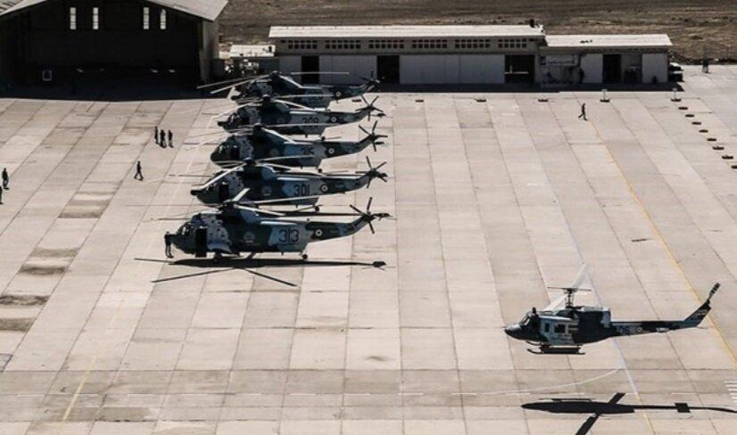 اعزام یگانهای پروازی به مناطق سیل زده غرب کشور