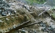خسارت سیل به شبکه ریلی؛ ۱۵۶۰ میلیارد تومان