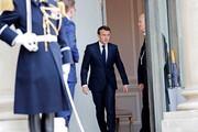 مکرون: اتحادیه اروپا نباید گروگان برگزیت شود