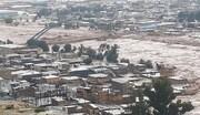۱۲۹۰ شهر و روستا از از آستانه نوروز ۹۸ درگیر سیل هستند