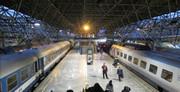 یک قطار فوقالعاده به مسیر اهواز - تهران افزوده شد