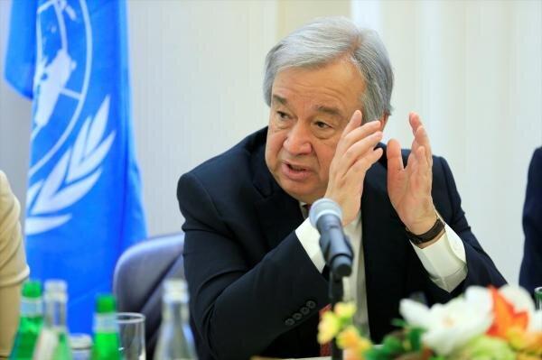 دبیر کل سازمان ملل: جولان متعلق به سوریه است