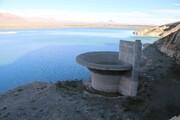 حجم آب سد ۱۵ خرداد قم به ۷۰ میلیون متر مکعب رسید