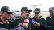 سپاه تا بهبود وضعیت در کنار سیل زدگان میماند