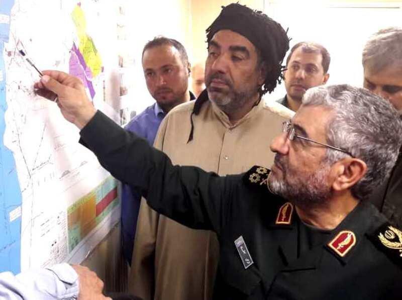 هدایت بیشتر سیلاب خوزستان به هورالعظیم ضروری است