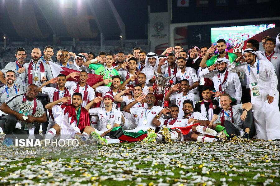 پشت پرده قهرمانی قطر در جام ملتهای آسیا
