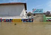 وضعیت تعطیلی مدارس مناطق سیلزده به دلیل تخریب، عدم ایمنی یا اسکان سیلزدگان