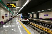افتتاح خط ۶ مترو با حضور رئیس جمهور