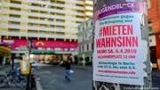 آلمانیها در اعتراض به اجارههای بالای مسکن به خیابان رفتند