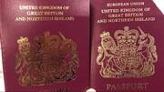 انگلیس گذرنامههایی بدون عنوان اتحادیه اروپا صادر کرد