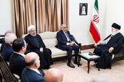 نخست وزیر عراق با رهبر انقلاب دیدار کرد