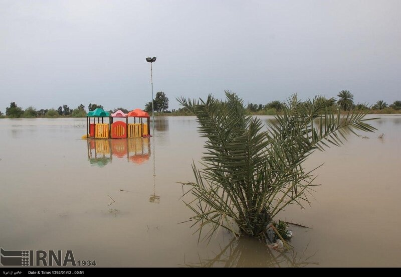 استاندار: 6 شهر خوزستان باید به سرعت تخلیه شوند