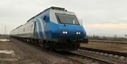راهاندازی دومین قطار رشت به تهران