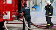 آتش سوزی گسترده در مسکو | ۳۰۰ نفر مجبور به ترک خانههایشان شدند