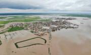 شسته شدن خاکهای مرغوب در سیلاب