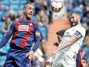 نتایج هفته ۳۱ فوتبال باشگاهی اسپانیا (لالیگا)