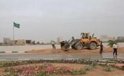سیلاب کرخه به مناطقی از شهر اهواز نفوذ کرد