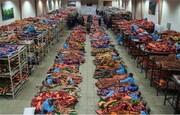 پذیرش بیش از هزار  نفرشب مددجو در گرمخانهها