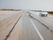 جاده اهواز-آبادان مسدود شد