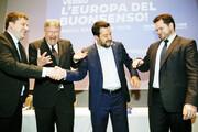نشست راستگرایان اروپا در میلان   تلاش برای نفوذ بیشتر در پارلمان اروپا