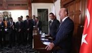 انتقاد ترکیه و قطر از اقدام خصمانه آمریکا علیه سپاه پاسداران