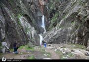 آبشار تافه؛ بزرگترین آبشار پلکانی جهان پس از ۱۸ سال جان دوباره گرفت