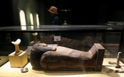رونمایی از مومیایی ۲۵۰۰ ساله مصری