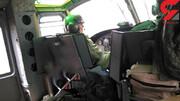 سقوط بالگرد ناجا در غرب کشور | نقص فنی، علت بروز حادثه سقوط