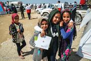 امداد فرهنگی در مناطق سیلزده