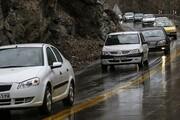 تداوم افزایش تردد در جادهها | ۸۶هزارخودرو در آزادراه کرج-تهران