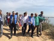 امداد رسانی البرز به خوزستان تا پایان بحران ادامه دارد