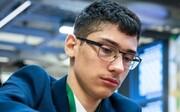 صدرنشینی نابغه شطرنج ایران در رقابتهای بینالمللی ایسلند