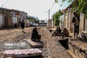 ٣٧٠٠ میلیارد تومان، برآورد اولیه خسارات سیل در استان لرستان