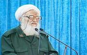 احمقها نمیدانند همه ایران سپاه است | رهبری اجازه دهند سپاه تلآویو را با خاک یکسان میکند