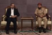 هیات نظامی ایران وارد مسقط شد