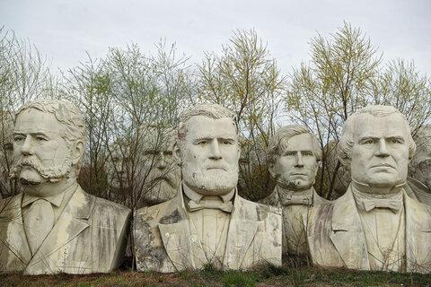 از جورج واشنگتن تا جورج بوش