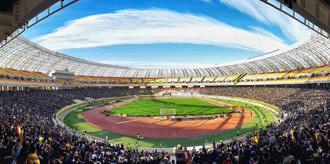 آشنايي با ورزشگاه نقش جهان