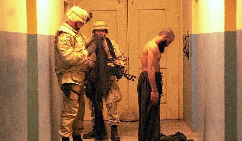 جنايات آمريكا در افغانستان