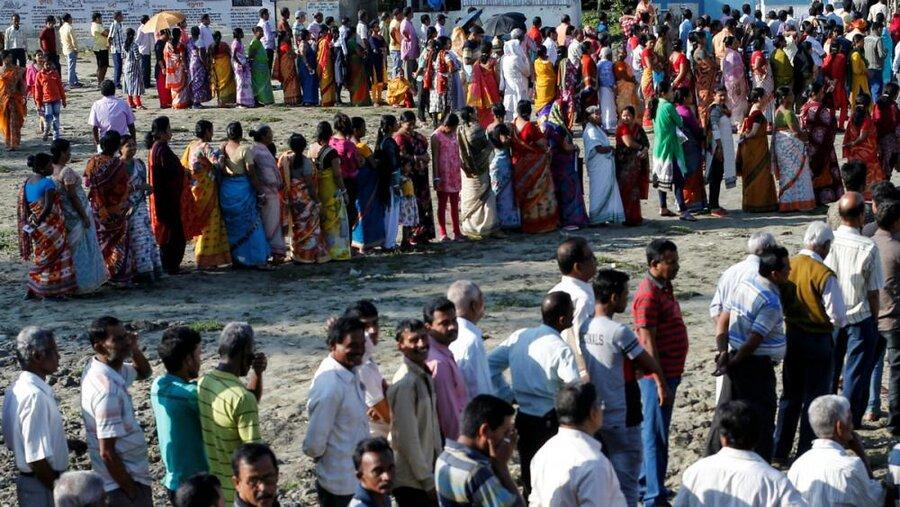 انتخاب پارلماني هند