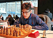 فیروزجا قهرمان مسابقات شطرنج ۹۶۰ ریکیاویک ایسلند شد