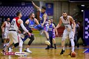لیگ برتر بسکتبال؛ شهرداری گرگان و پتروشیمی برنده بازی اول نیمه نهایی