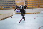 مسابقات دستجات آزاد و انتخابی تیم ملی اسکیت فریاستایل برگزار شد