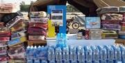ارسال ۱۲ تن اقلام خوراکی به خوزستان توسط نیروی هوایی ارتش
