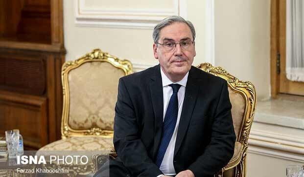 فیلیپ تیبو سفیر فرانسه