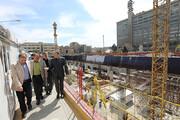 پیگیری مراحل اجرایی پروژه احداث خانه شهر