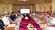 رییس ستاد مشترک ایران با همتای عمانی خود دیدار کرد