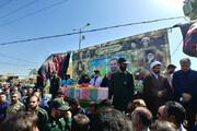 اتحاد مسلمانان با خون شهدای مدافع حرم شکل گرفت