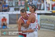 صعود تیم والیبال ساحلی ایران الف به رقابتهای قهرمانی جهان