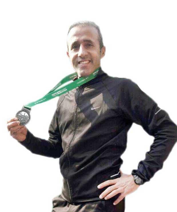 فرهاد باباپور، ورزشکار هم محلهای