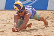 تیم والیبال ساحلی ایران ب به مقام سوم تور آسیایی سامیلا رسید